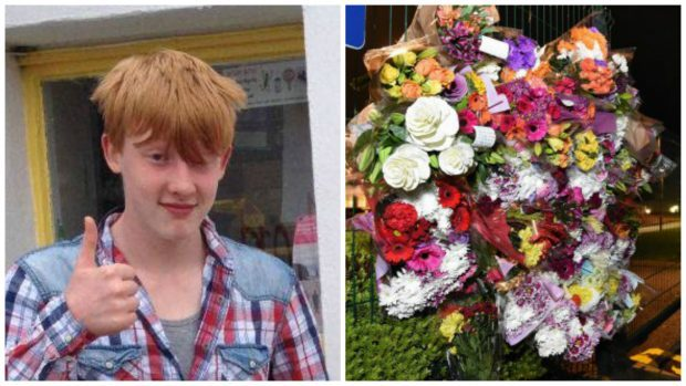 Bailey was killed during a lunchtime fight with a fellow pupil at Cults Academy