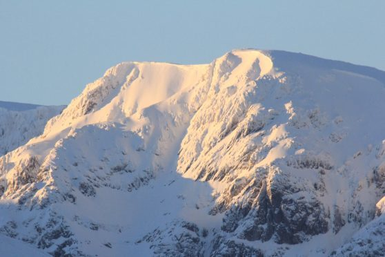 The Munros can provide a tough challenge for even the most experienced climbers.