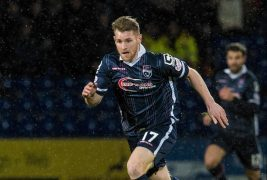 County midfielder Franks could be on the way out… If he finds another club