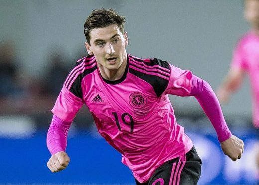 Kenny McLean will win his second cap at Pittodrie this evening.