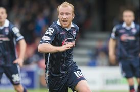Burton Albion secure Staggies star Boyce on record-breaking deal
