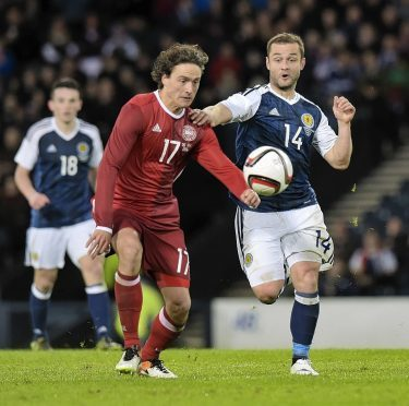 Shaun Maloney has been heavily linked with a move to hometown team Aberdeen.