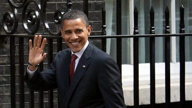 The US leader will stage a joint conference with David Cameron at 10 Downing Street