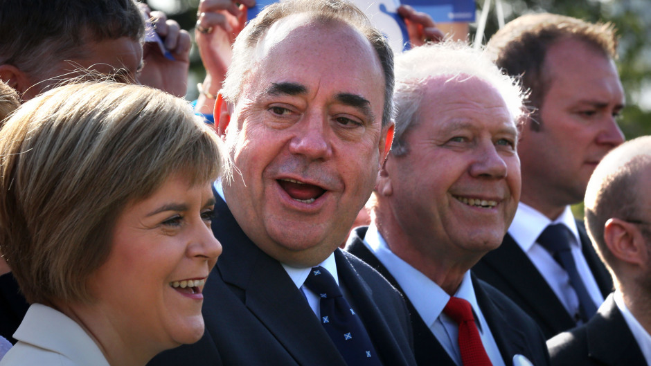 Scotland split down middle on independence question