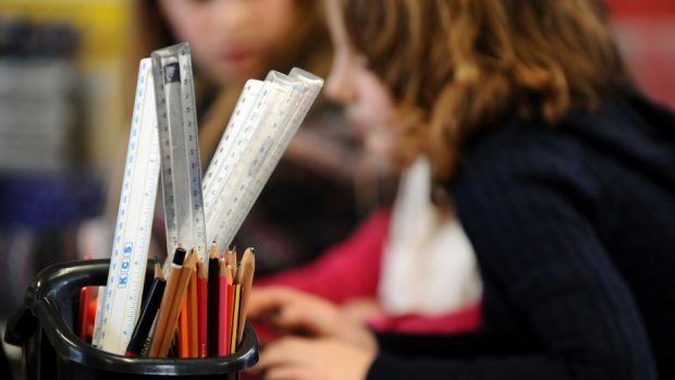 Stuartfield Primary School has had its school roll capped.