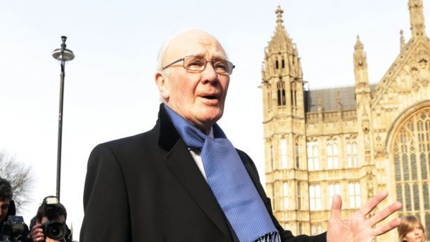 Lord (Menzies) Campbell