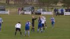 Newtonmore 3-0 Lovat in the MacTavish Cup