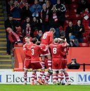 Dons spent almost £100k policing matches at Pittodrie last season