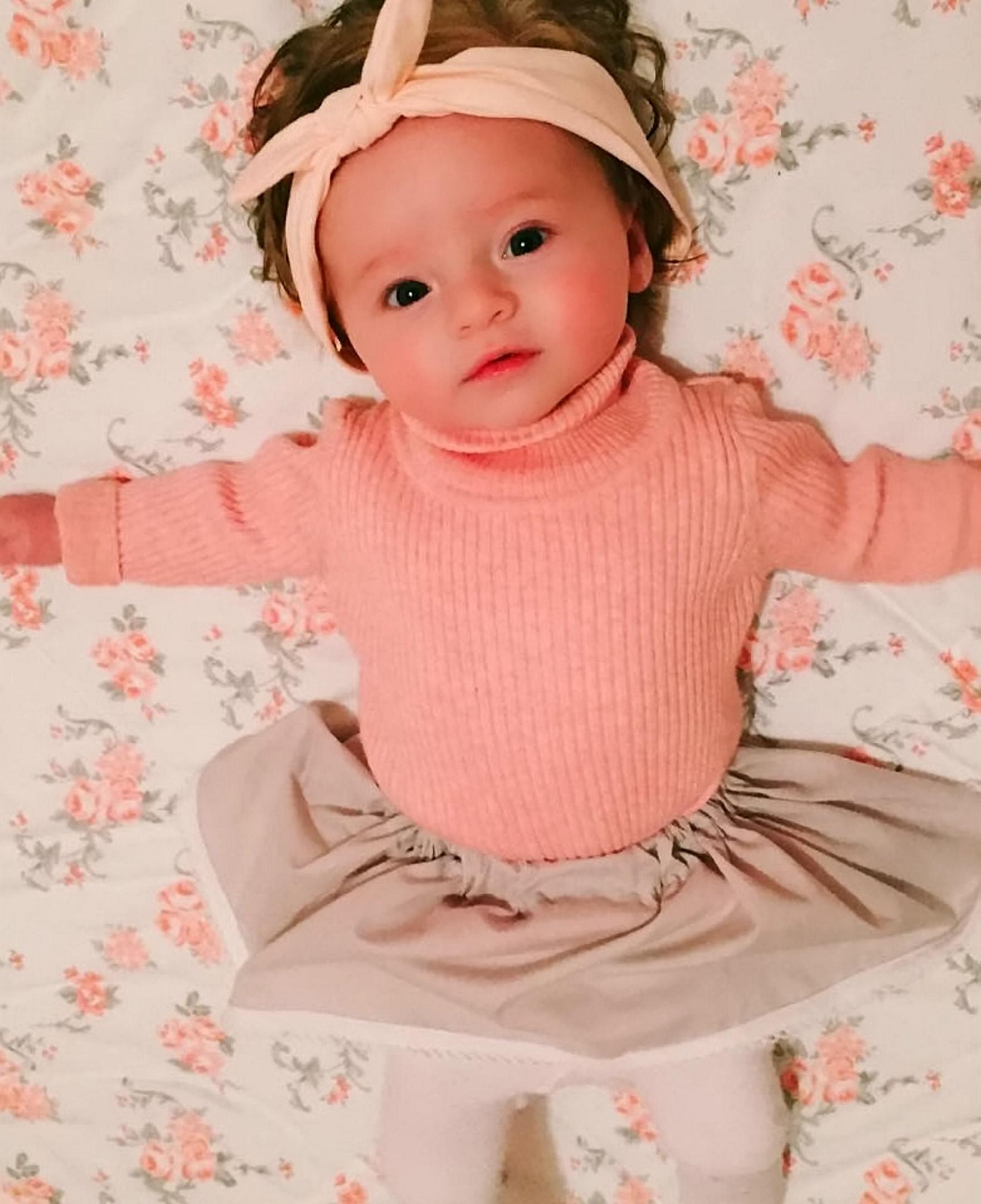 Mya Byrne on her mother Amy McIndewars' Instagram account