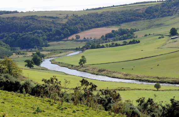There are concerns the development could affect the River Deveron.