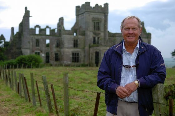 Jack Nicklaus in 2007
