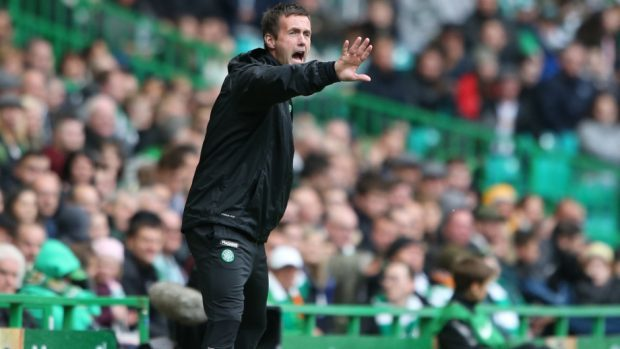 Ronny Deila has had his struggles with Celtic