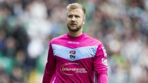 Staggies 'keeper praises coaching staff for penalty shut-out