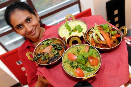 Shri Bheema's Indian Restaurant is one of a number of north-east restaurants up for an award