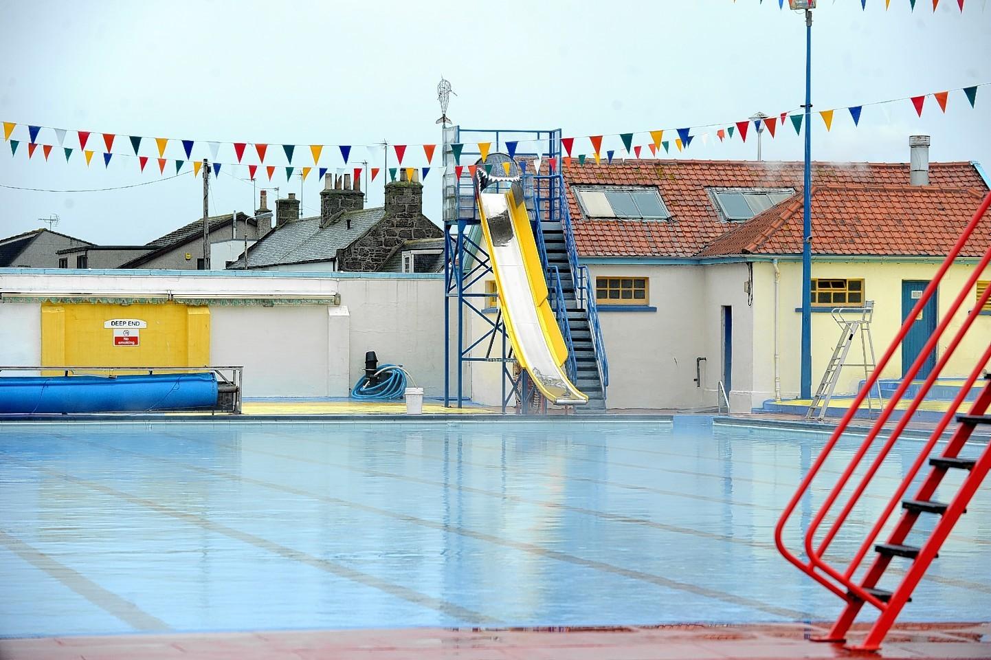 Stonehaven Open Air SwimmingPool
