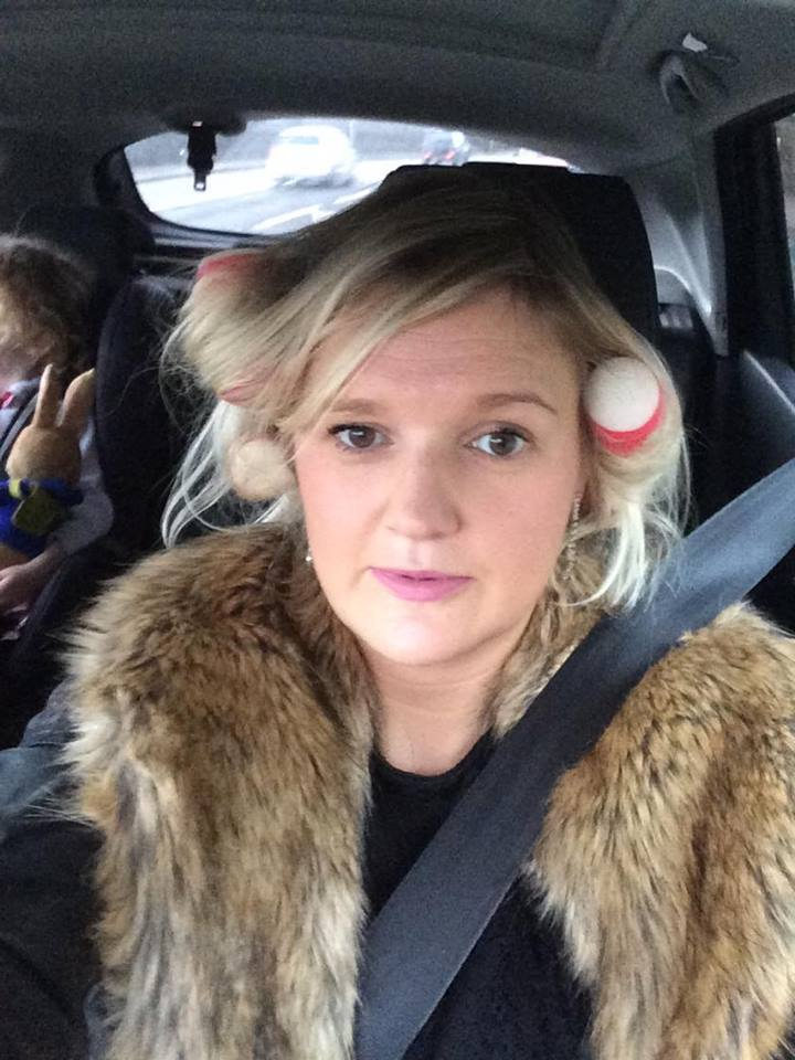 Jojo was in a bad car accident on holiday