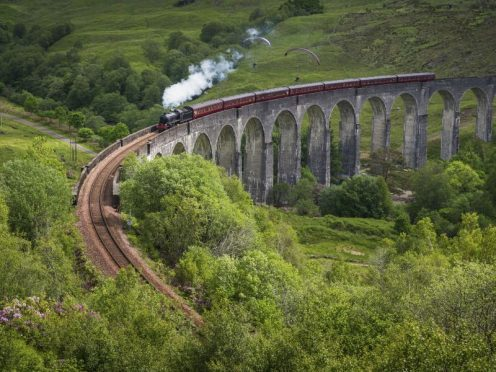 Glenfinnan Viaduct.