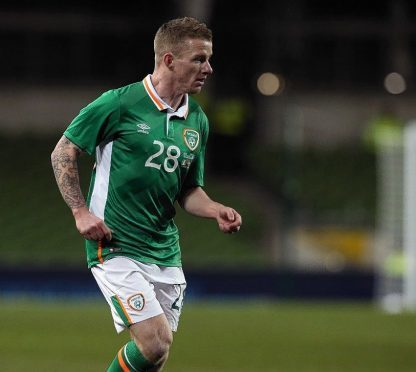 Jonny Hayes: Cardiff have made two unsuccessful bids for the Irishman.