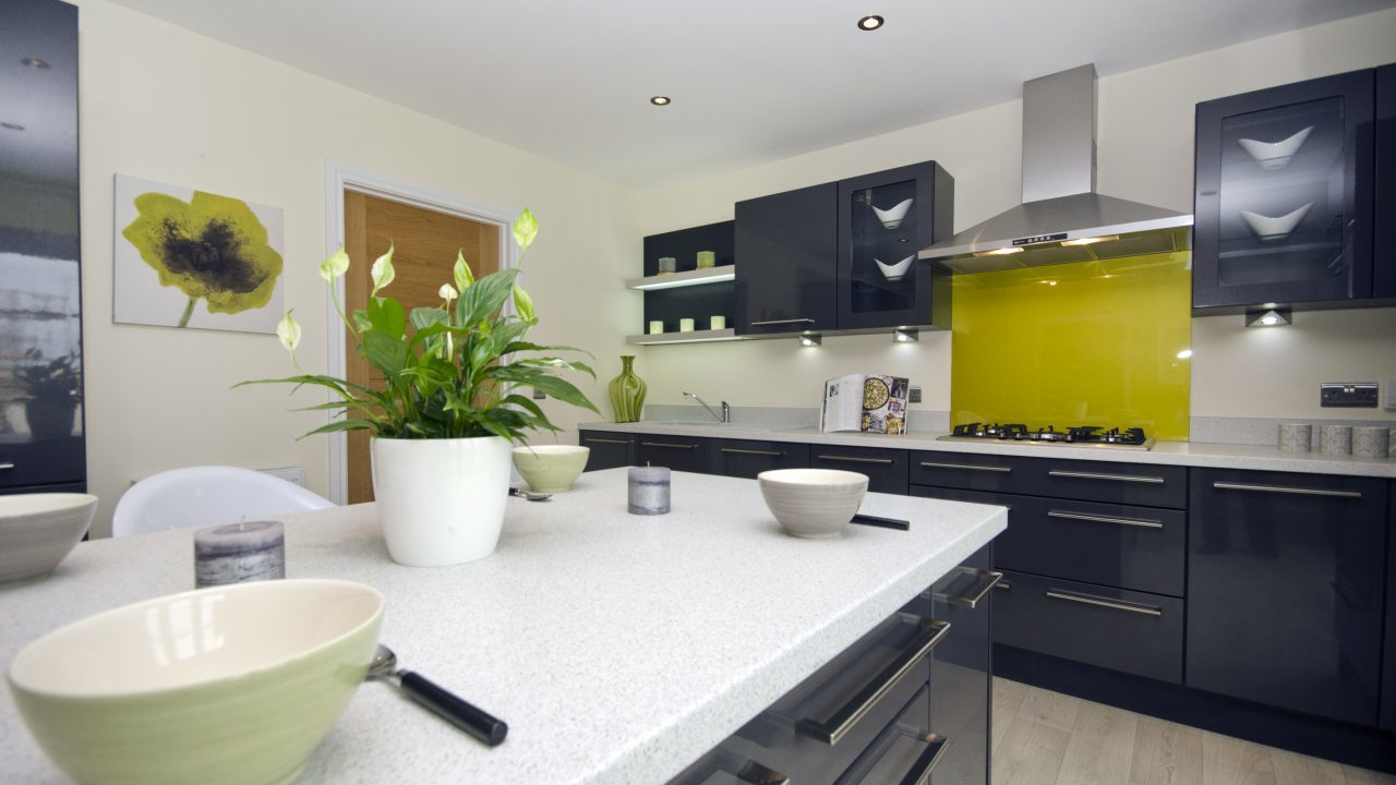 Kitchen Cairn View Showhome