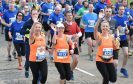 Runners take on the 10k along Aberdeen beach boulevard. Picture by Kevin Emslie