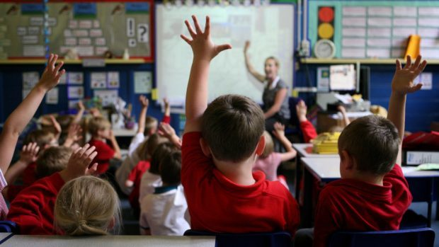 Nursery teachers could be pulled into primary classrooms to cover