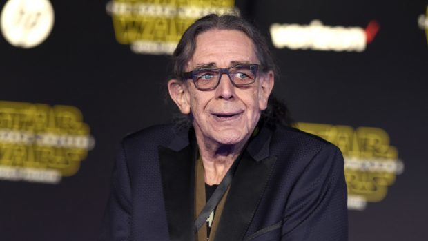 Peter Mayhew played Chewbacca in the Star Wars films