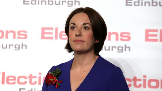 Kezia Dugdale was not simply 'hounded out' by Corbynites