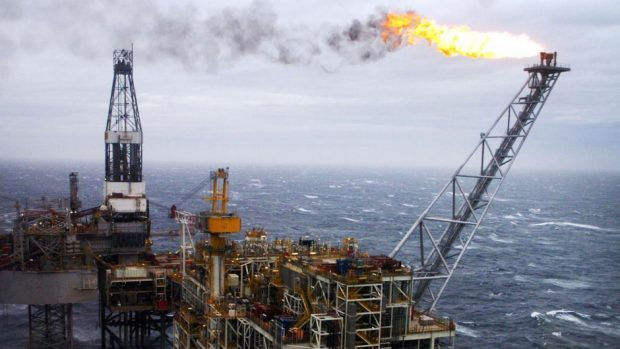 Falls in the oil price have hit the industry in the North Sea