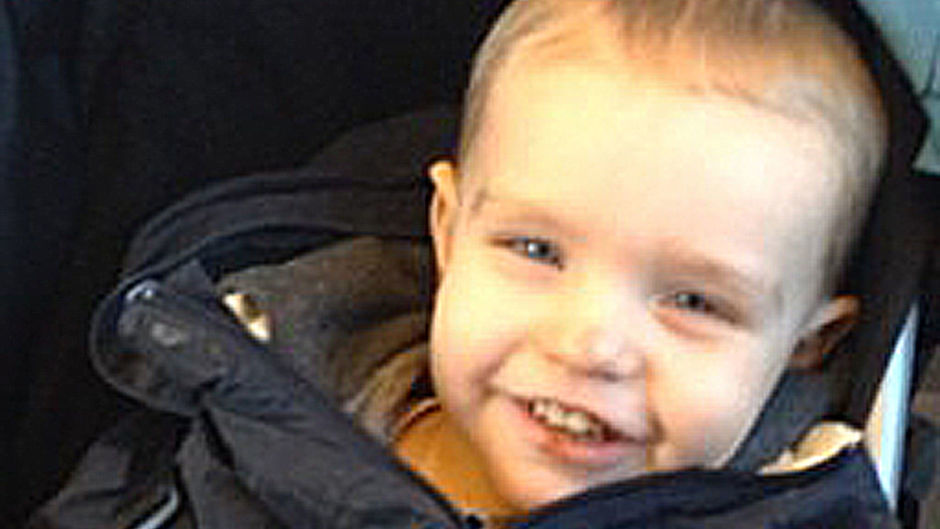 Liam Fee was found dead at a house near Glenrothes in Fife on March 22, 2014 (PA/Police Scotland)