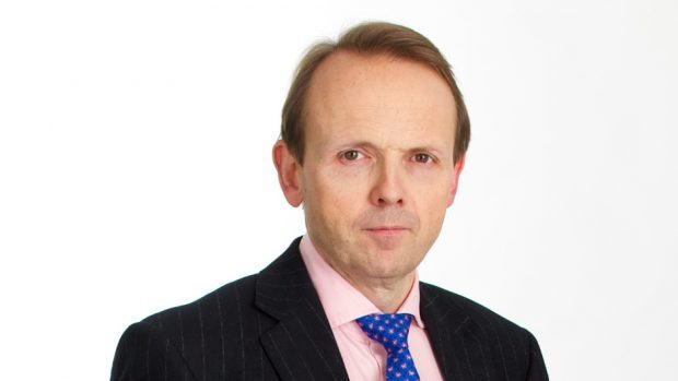 SSE chief executive Alastair Phillips-Davies.