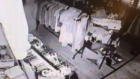 Is that a ghost spotted on antique shop's CCTV?