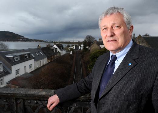 Highlands and Islands MSP John Finnie.