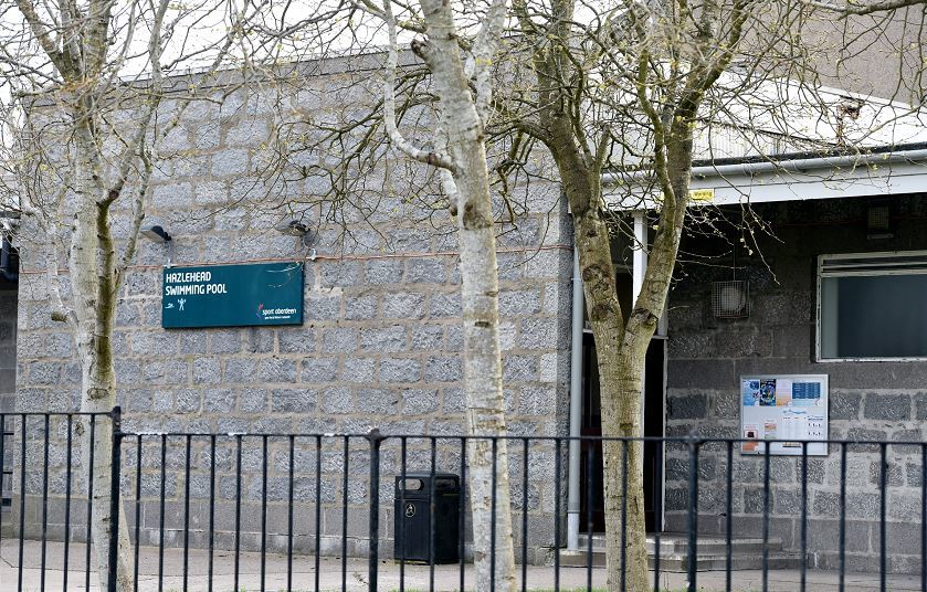 Motion Lodged To Save Two Aberdeen Swimming Pools Press And Journal