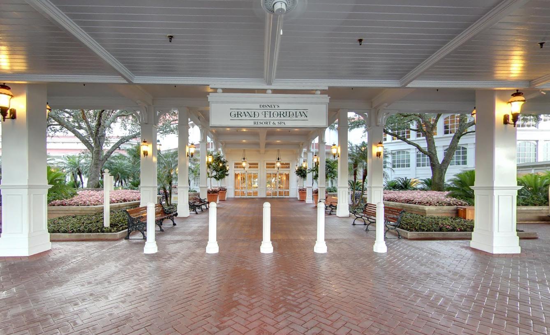 Disney's Grand Floridian Resort and Spa (Google Maps)