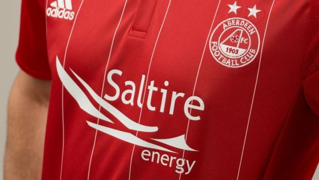 Aberdeen secure new two-year kit sponsorship deal  f41931f1c