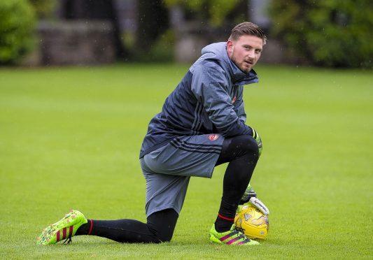 Danny Rogers has joined St Mirren on loan