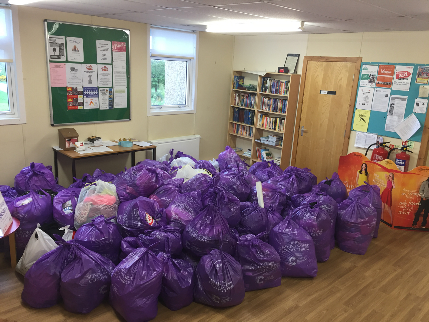 Another 108 bags collected in Bridge of Don