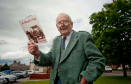At 91, Fochabers pensioner Len Hall has written his first book.