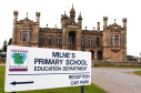 A new headteacher has recently been appointed at Milne's Primary School.