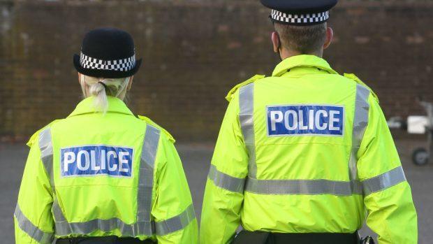 Police are investigating the break-in