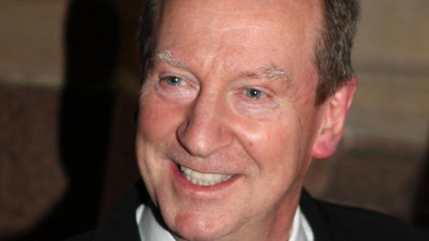 Bill Paterson starred in the production alongside Brian Cox