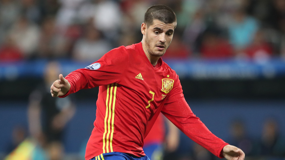 Alvaro Morata could be London-bound after Spain were knocked out of Euro 2016