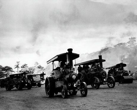 The Bon Accord Steam Fair has been cancelled