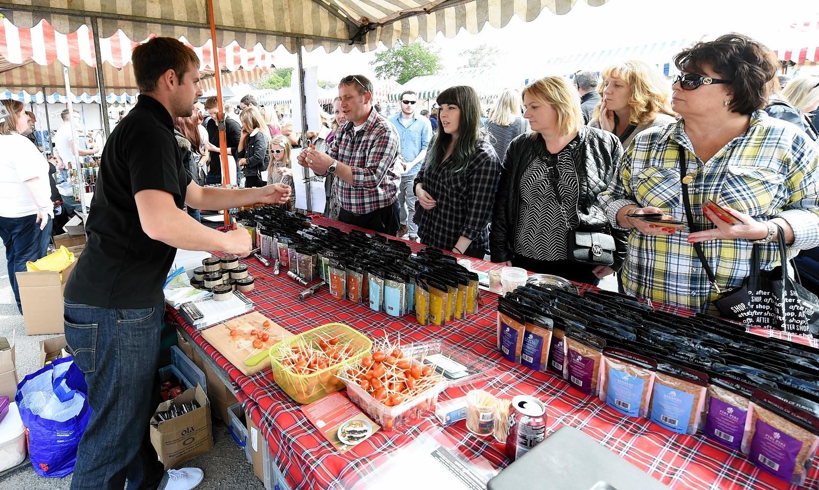 Grampian Food Festival