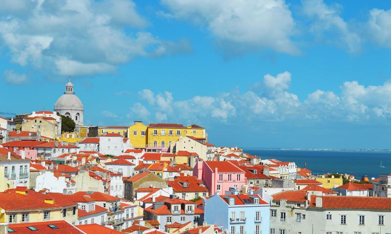 Lisbon Portugal Food Delivery