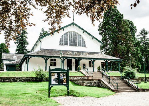Strathpeffer Pavilion