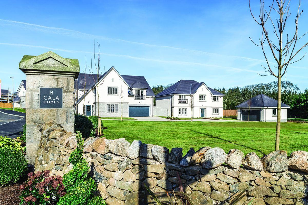 Milltimber Grange, Aberdeen