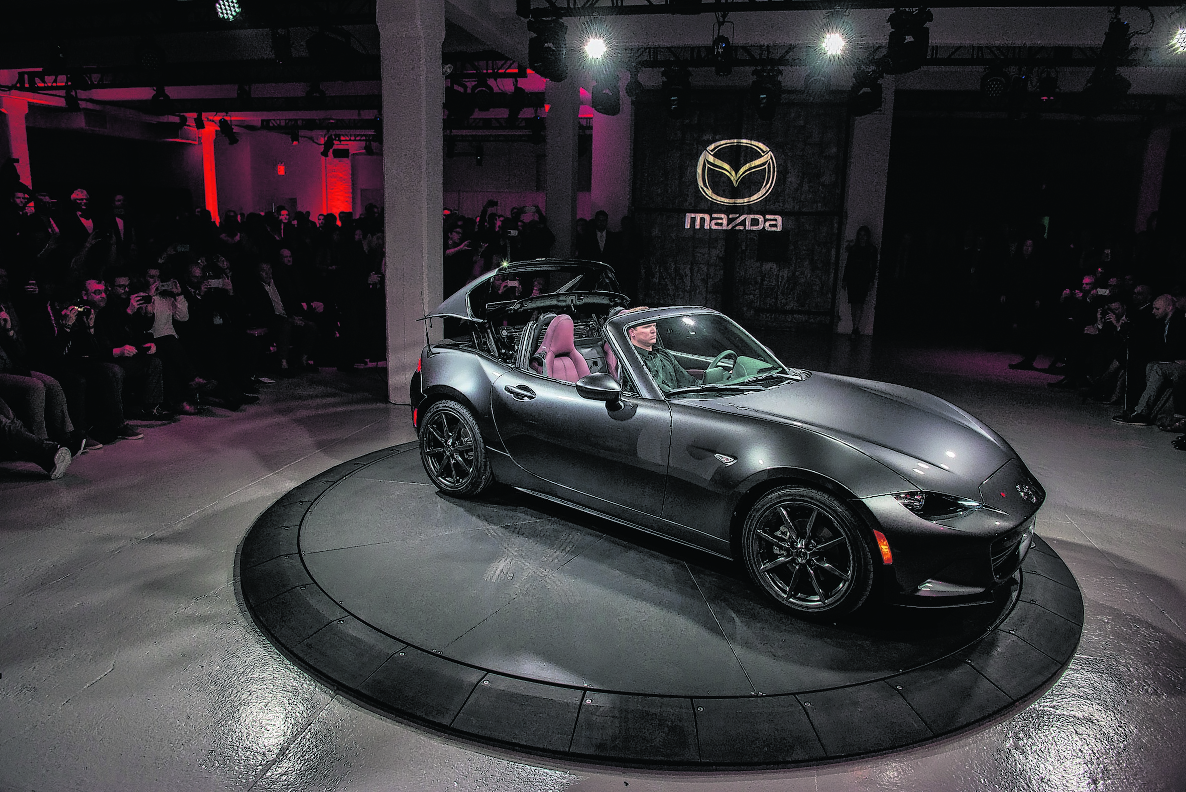 Mx 5 Delivers Fun To The Max Press And Journal