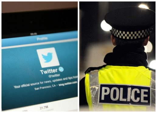 Police Scotland twitter feed goes viral with hilarious