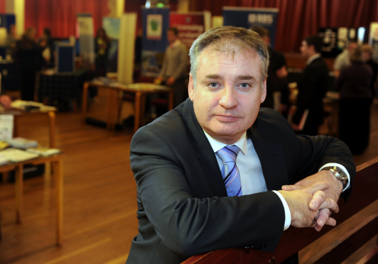 Moray MSP Richard Lochhead.